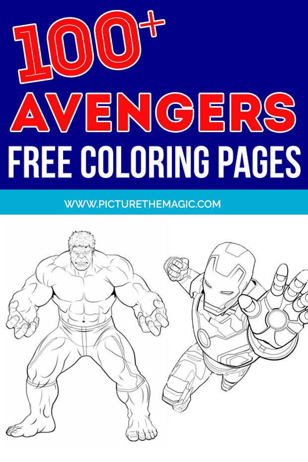 Updated 101 Avengers Coloring Pages September 2020 Avengers Coloring Pages Avengers Coloring Superhero Coloring