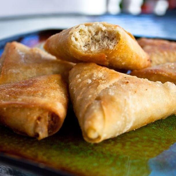 Bricks au boursin et thon  Plus de découvertes sur Le Blog des Tendances.fr #tendance #food #blogueur