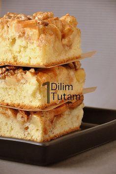 tarcin serbetli elmali kek