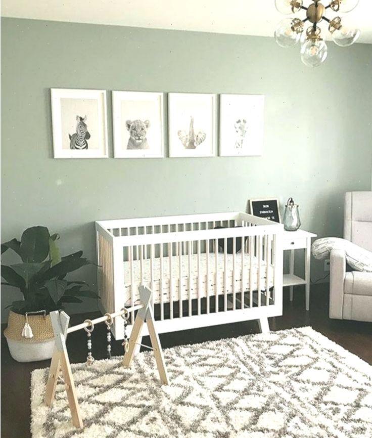 25+ Green gender neutral nursery trends