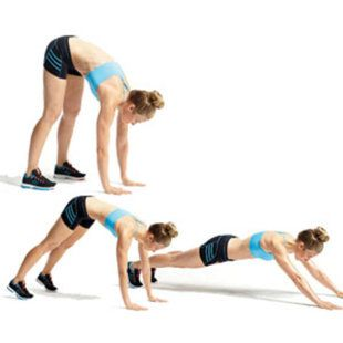 The 15-Minute Armed for Summer Workout | Healthy Living - Yahoo! Shine