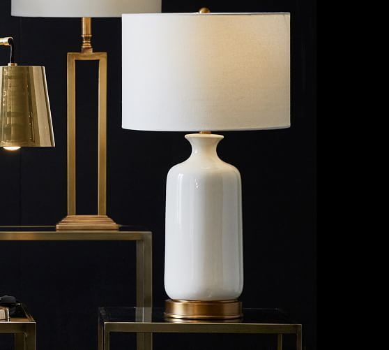 emilie usb table lamp in 2019 sue ceramic table lamps table rh pinterest com