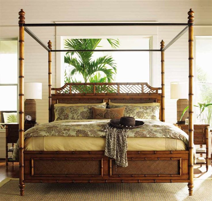 indian bedroom furniture catalogue%0A Island Estate  bed by Tommy Bahama at  baconsfurniture