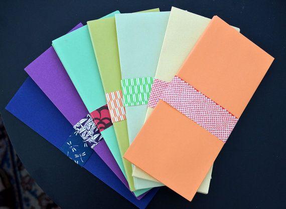 Number 10 Open-end envelopes Set of 10