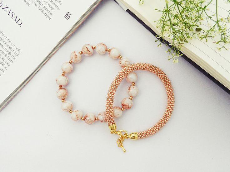 Roma - ilovehandmade - Bransoletki #bransoletka #biżuteria #bracelet #jewellery #jewelry #beadcrochet #beading #beadwork