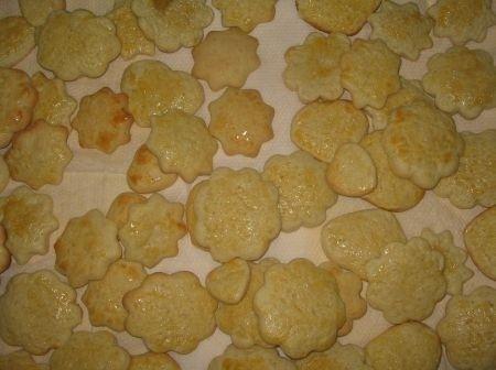 Ricetta per i biscotti da inzuppare nel latte