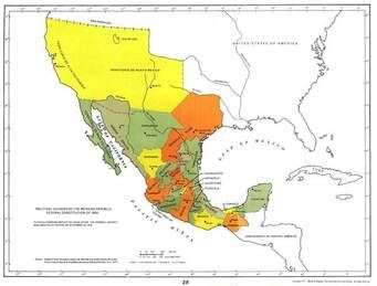 mapa division politica de centro america - MySearch