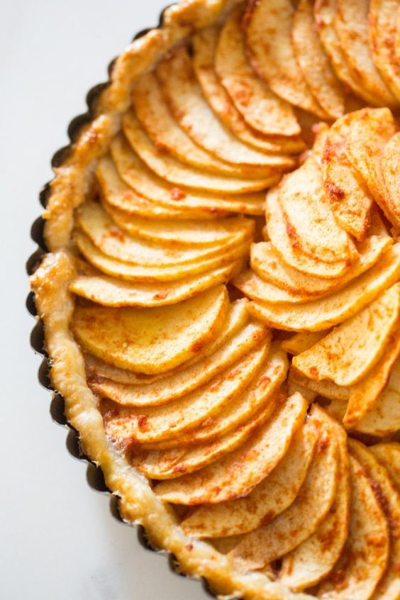 2. Sugar-Free Apple Tart #greatist http://greatist.com/eat/sugar-free-desserts