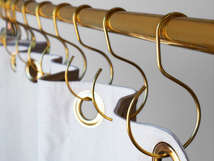 25 Best Ideas About Shower Curtain Hooks On Pinterest Curtain Rod Hooks System Kitchen And