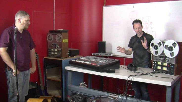 Reel-to-Reels: Multitrack Recording