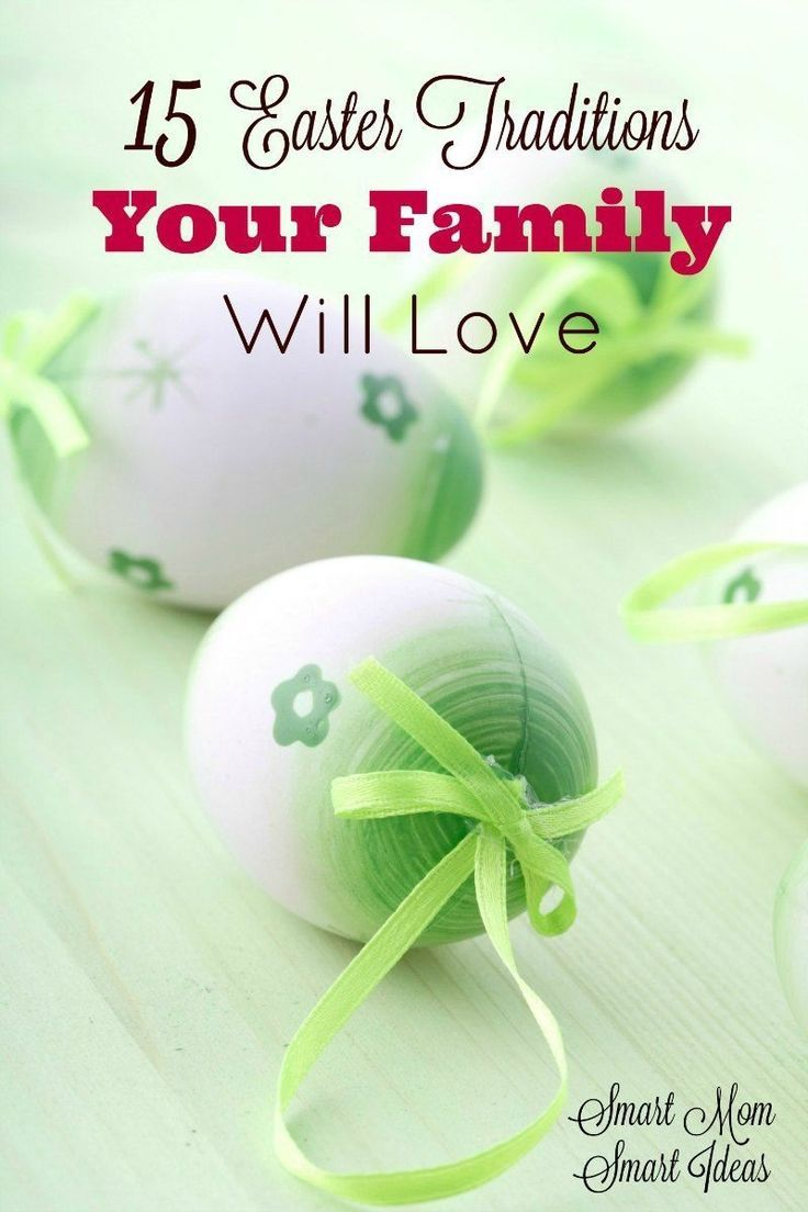 Easter traditions | family traditions | traditions | family time | family memories | Easter