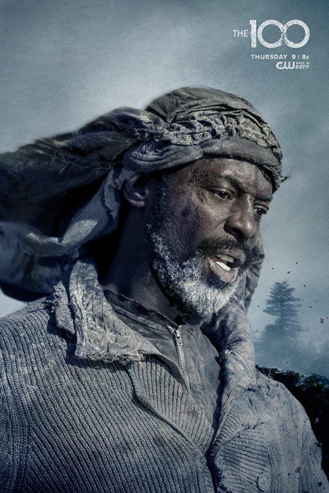 Isaiah Washington as (Jaha) #The100