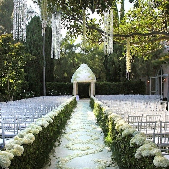 Outdoor Wedding Ceremony Evanston: 1016 Best Gorgeous Wedding Aisles Images On Pinterest