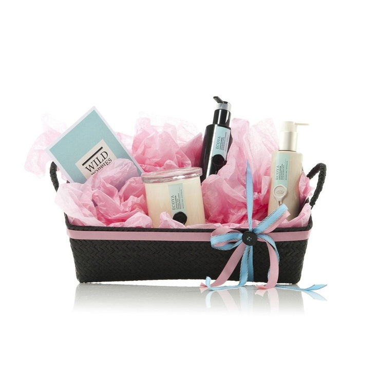 WildPoppies Ecoya Luxury Medium Gift Basket  $139.00