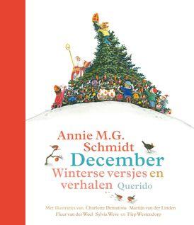 In deze winterse bundel zijn de leukste, gekste en bijzonderste verhalen en versjes van Annie M.G. Schmidt gebundeld. Over cadeautjes, kerstbomen, oliebollen en spetterend vuurwerk. Om voor te lezen of om zelf te lezen. Met hartverwarmende illustraties van Charlotte Dematons, Martijn van der Linden, Fleur van der Weel, Sylvia Weve en natuurlijk Fiep Westendorp.