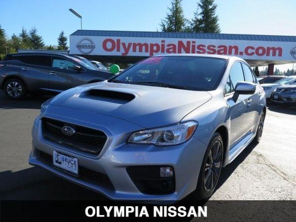 Used 2016 Subaru WRX for Sale in Olympia, WA – TrueCar