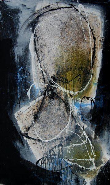 art journal - expression through abstraction — Gerard Galema