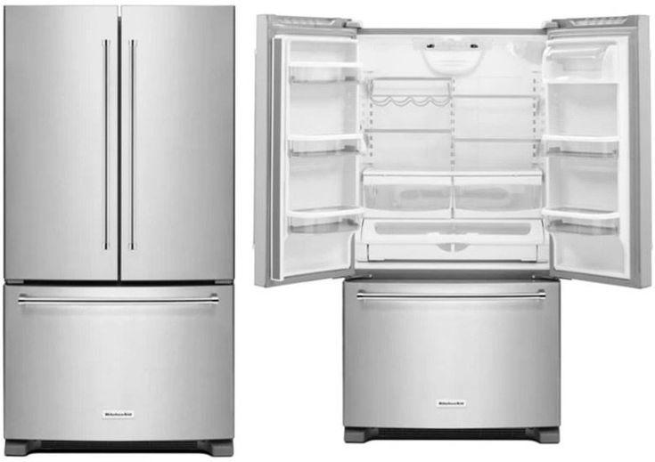 kitchenaid bottom freezer refrigerator reviews