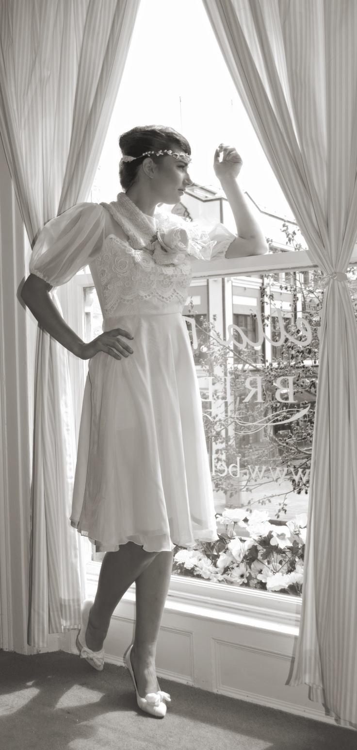 Vintage dresses from Bella Bleu