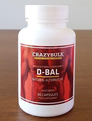 D-Bal Crazy Bulk Amazon   Workout   Gnc supplements