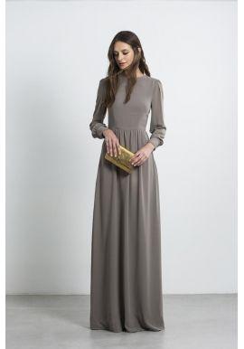 Vestido escote espalda VALTELINA