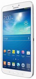 """Tablet Samsung Galaxy Tab 3 SM-T3100 W 8"""",DCA9/1.5GB/16GB/BT/GPS/Android4.2 SAMSUNG Tablet Samsung Galaxy Tab 3 SM-T310 je izuzetno tanak i sa širokim ekranom. Dimenzije GALAXY Tab 3 8 uređaja su kalibrisane tako da se obezbedi dobro prianjanje u ruci i pametno korišćenje zbog čega ćete se osećati sigurno dok svoj tablet nosite svuda sa sobom."""