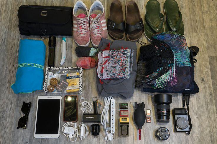 Minimalistische Reise Packliste & Checkliste ✓ | Yummy Travel Reiseblog