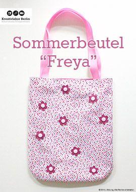 """Sommerbeutel """"Freya"""""""