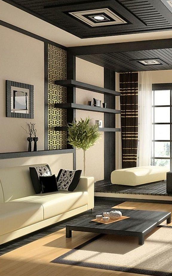 Interior Design Ideas Japanese Style Interior