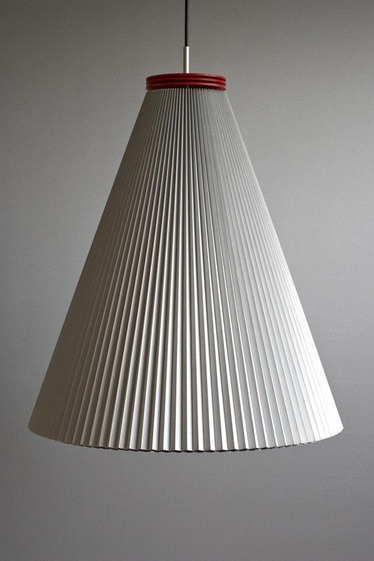 White HARMONICA lamp by FLAPO