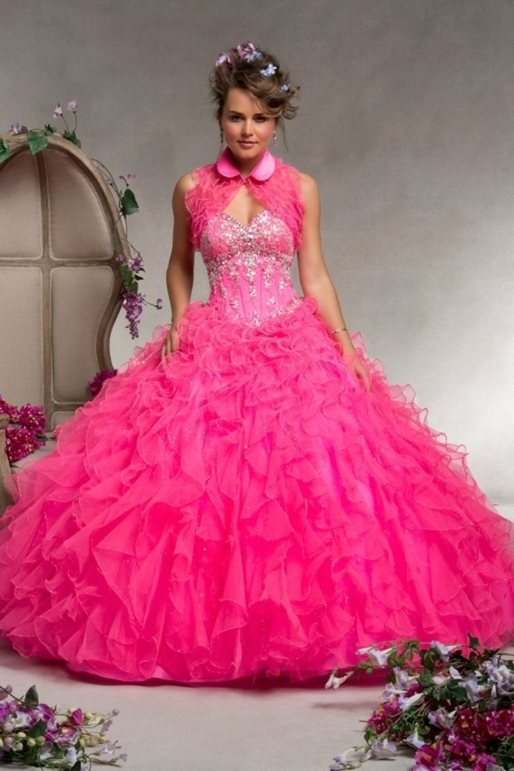20 best Sweet Sixteens Dresses images on Pinterest | Ball dresses ...