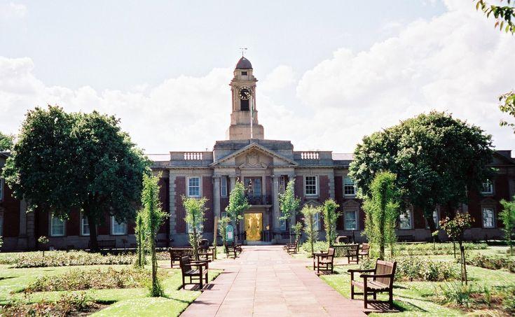 Bridlington Town Hall