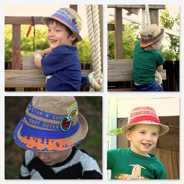 Brown hat favourite - babeandco