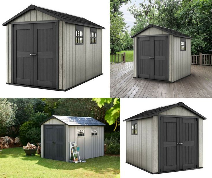 Apex Plastic Sheds – Best Sheds Reviews. Oaklands, the new-age of apex plastic sheds receive best sheds reviews for their weatherproof, sturdy, low maintenance design & customizable facade features: Read their full review: