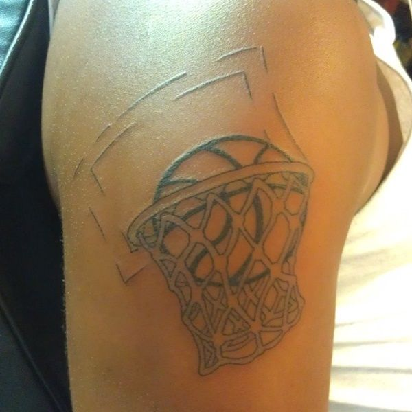 25 Best Ideas About Basketball Tattoos On Pinterest: 36 Best Basketball Tattoos Images On Pinterest