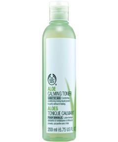 Buy THE BODY SHOP ALOE CALMING TONER from Vogue Cosmetics Store at ₦4650.00 on Bargain Master Nigeria