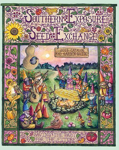 70 Free Seed and Plant Catalogs: Southern Exposure Seed Exchange Seed Catalog