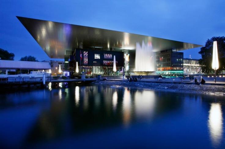 Luzern Cultur & Congress Center - Jean Nouvel  Photo by Elge Kenneweg — en Lucerna.