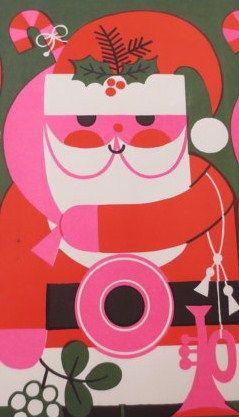 Mod Santa