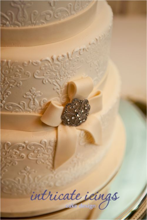 Elegant Vintage Wedding Cakes Pinterest