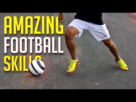 Learn Football Tricks Tutorials Step by Step! - YouTube