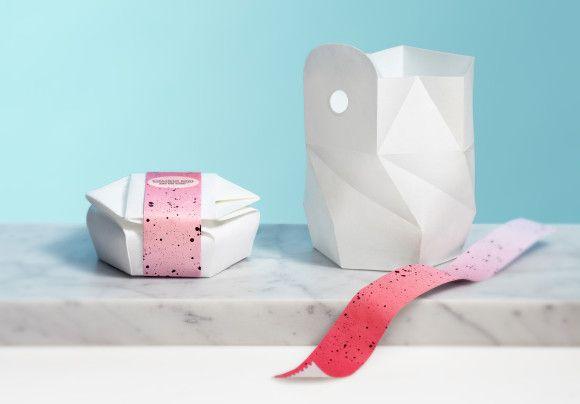 Self opening pack #Packaging #Biobeauty #Sweden #TomorrowMachine  #sustainable #environmental