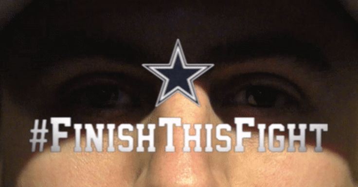 Will you be ready when your moment comes? For Dan Bailey, he's gone above and beyond in preparation to #FinishThisFight