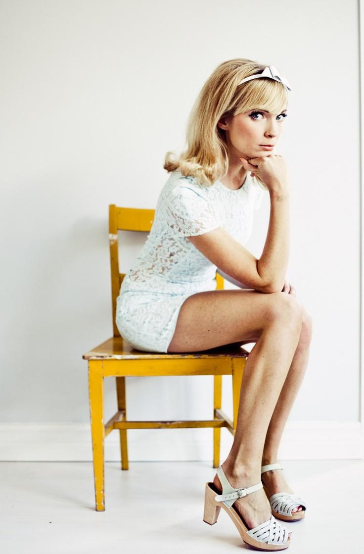Isabelle Pedersen- så jävla fin!!