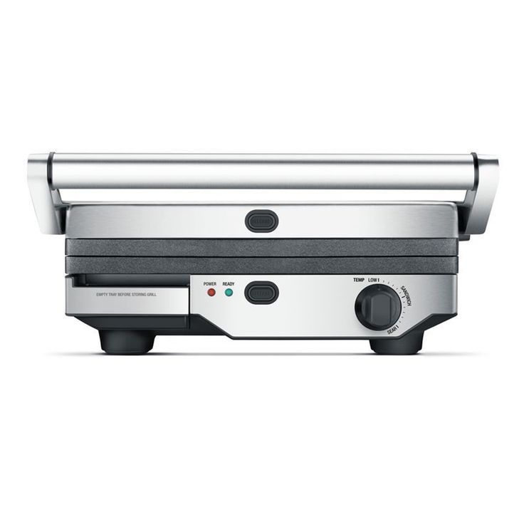 Personal Edge : Breville BGR420XL Quick Clean Grill with Removable Plate