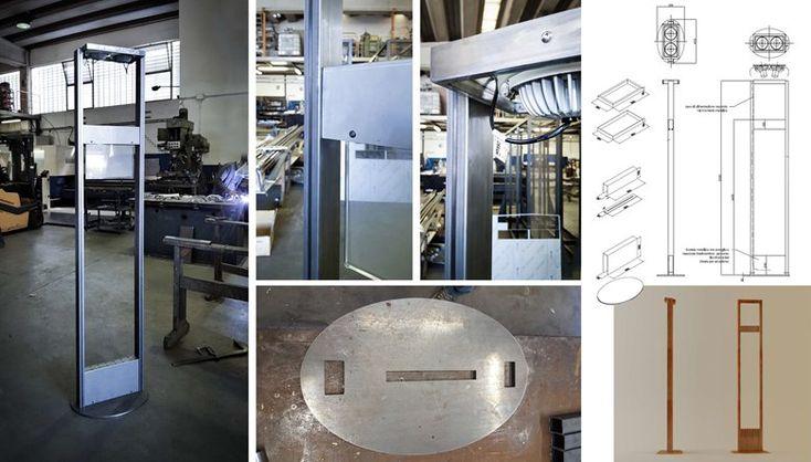 Progettazione e realizzaizone sistemi di illuminazione e