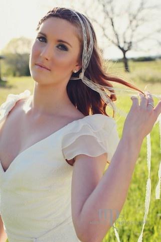 "Studio White / Murphy Photography Collaboration Karen Willis Holmes ""Dakota"" gown"