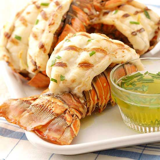 Learn how to cook lobster tails from Better Homes and Gardens. Rock lobster tails are full of firm, luscious meat and ready to cook with little effort. Boil them and chill for salads, or serve warm with butter or a simple sauce. See our easy tips for how to cook lobster tails, plus some