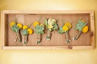 Pickin' a Posey Provider :  wedding decor flowers wilmington Love Bo