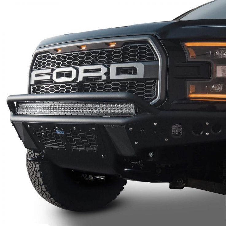 2017 Ford Raptor - Stealth R Front Bumper from Addictive Desert Designs